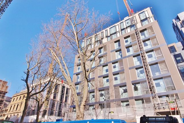 Thumbnail Flat for sale in Vicary House, Barts Square, The City