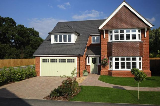 Thumbnail Detached house for sale in Kings Hundred, Queens Road, Woking, Surrey