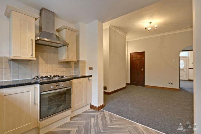 Modern Kitchen of John Street, Brimington, Chesterfield, Derbyshire S43