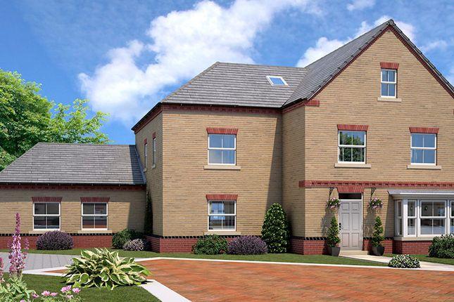 Thumbnail Detached house for sale in Plot 9 The Allerton, Elmete Lane, Leeds