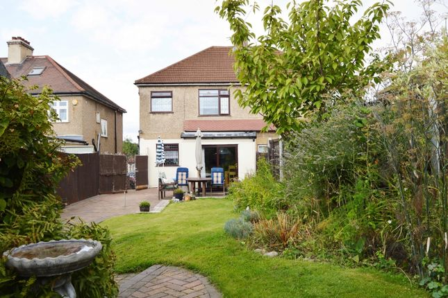 Thumbnail Semi-detached house for sale in The Avenue, Hornchurch