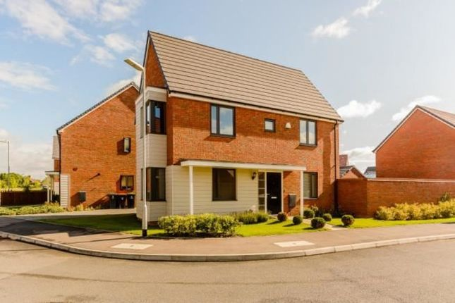3 bed detached house for sale in Arthur Black Way, Wootton, Bedford MK43