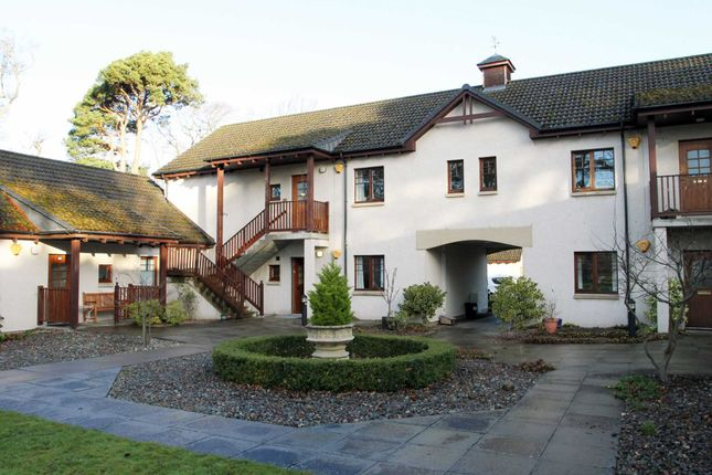 Thumbnail Flat for sale in Grant Place, Firhall, Nairn