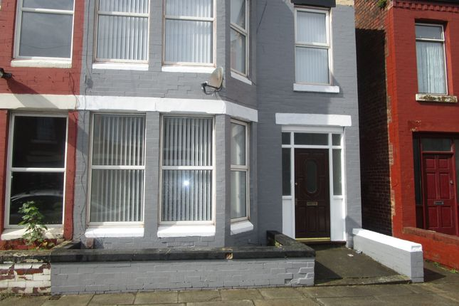 Thumbnail Terraced house to rent in Second Avenue, Liverpool
