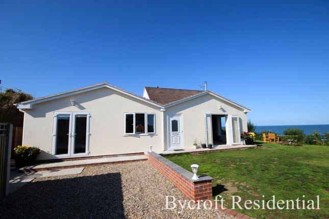 Thumbnail Detached bungalow for sale in Fakes Road, Hemsby, Great Yarmouth