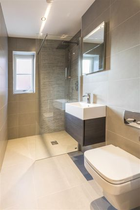 Family Bathroom of Plot 5, Brackenfield View, Wessington, Derbyshire DE55
