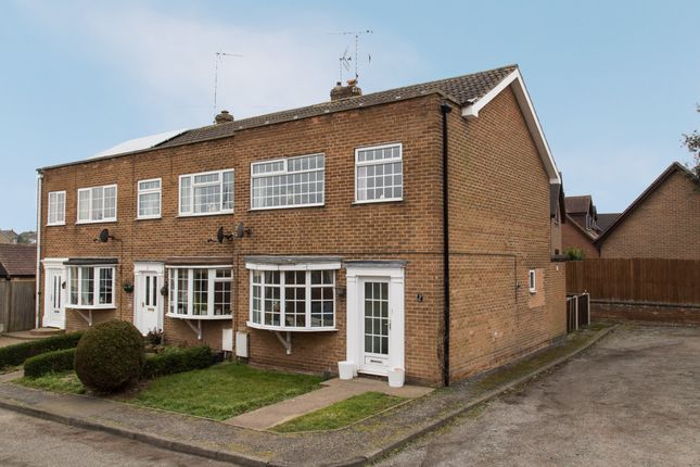 Thumbnail Semi-detached house for sale in Stanhope Close, Walesby