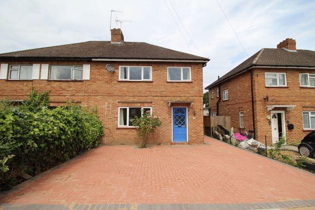 Thumbnail Semi-detached house to rent in Ripley Avenue, Egham