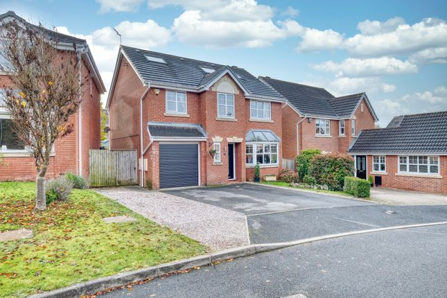 Detached house for sale in Tutbury Row, Worcester