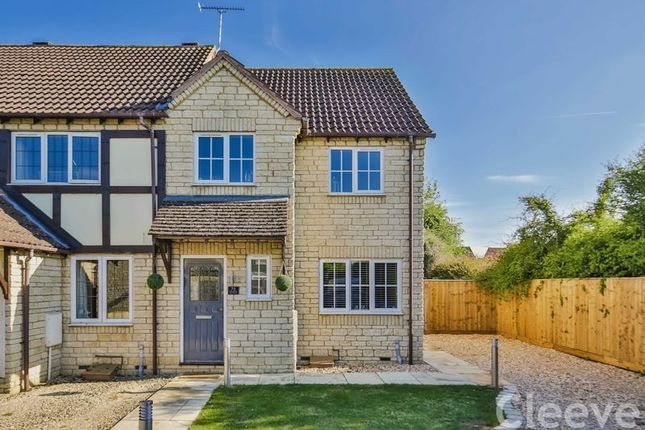 3 bed terraced house for sale in Ashlea Meadow, Bishops Cleeve, Cheltenham