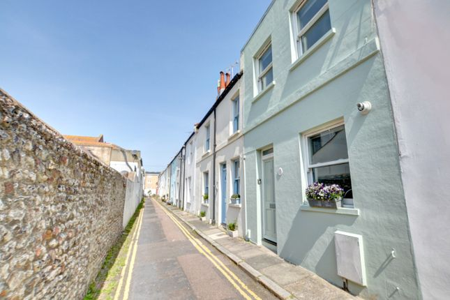 Thumbnail Town house to rent in Millfield Cottages, Brighton