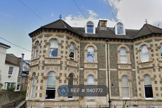 Thumbnail Flat to rent in Belgrave Road, Bristol