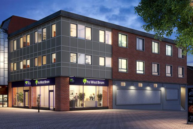 Flat for sale in Church Green West, Redditch