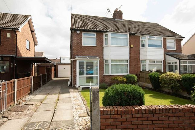 Thumbnail Semi-detached house to rent in Rigby Road, Maghull, Liverpool