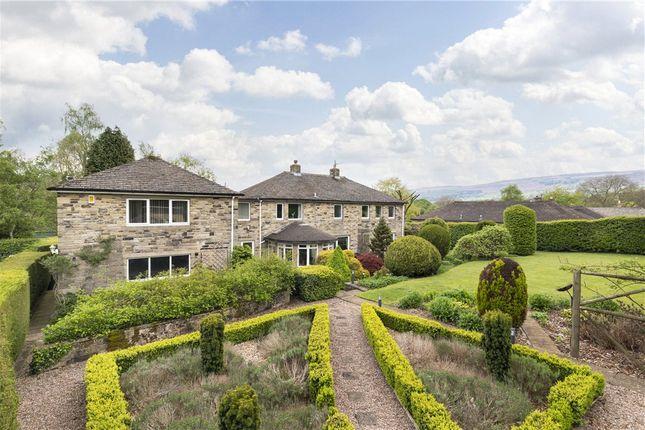 Thumbnail Detached house for sale in Greendyke House, Low Mill Lane, Addingham, Ilkley