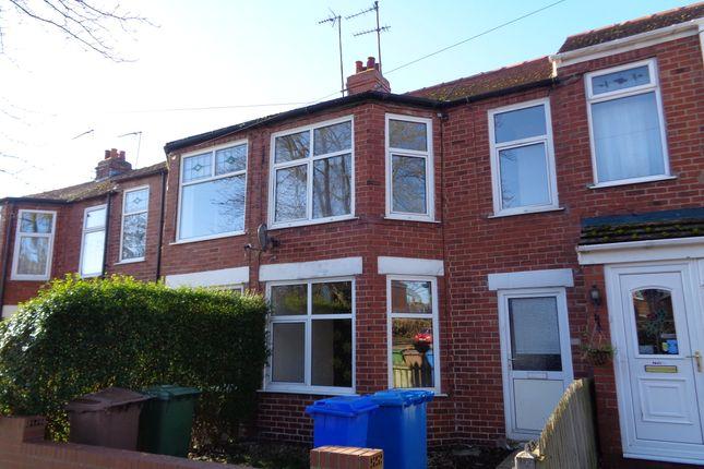 Thumbnail Terraced house to rent in Marton Avenue, Bridlington
