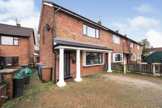Thumbnail End terrace house for sale in Kenyon Way, Little Hulton, Manchester, Greater Manchester