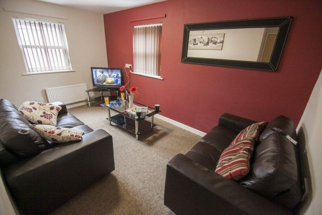 Thumbnail Flat to rent in Cathedral Street, Lincoln