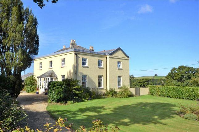 Thumbnail Link-detached house for sale in Lezant, Launceston, Cornwall