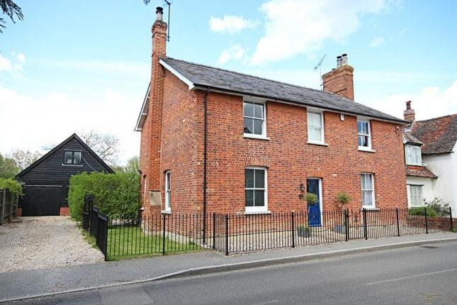 Thumbnail Detached house to rent in The Street, High Easter, Essex