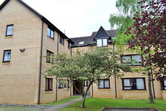 Thumbnail Flat to rent in St. Stephens Place, Cambridge