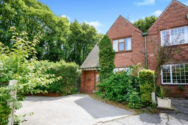Thumbnail 3 bed semi-detached house for sale in Debdale Gate, Mansfield Woodhouse, Mansfield, Nottinghamshire