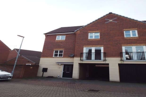 Thumbnail Property to rent in Jeque Place, Stretton, Burton-On-Trent