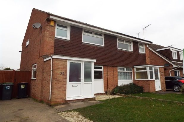 Thumbnail Semi-detached house to rent in Latimer Drive, Wollaton