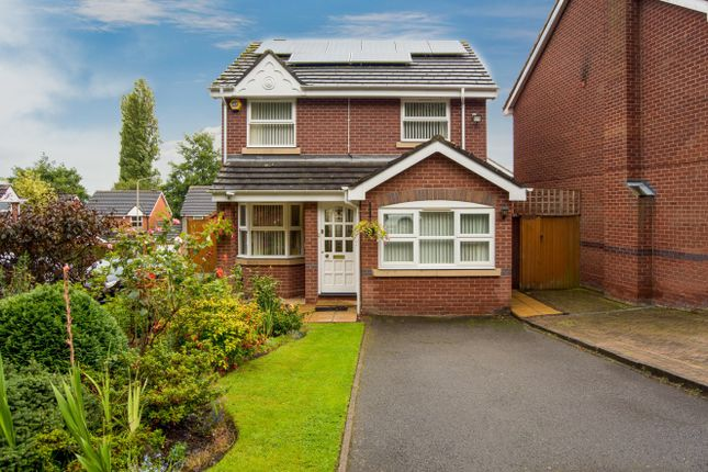 Thumbnail Detached house for sale in Bridle Grove, West Bromwich