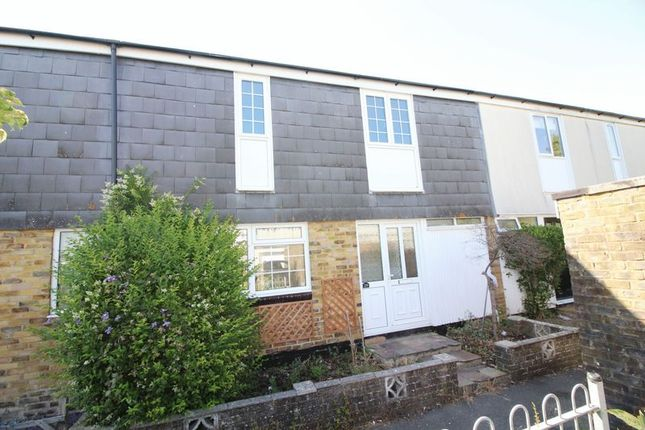Thumbnail Terraced house to rent in Wicklow Close, Basingstoke