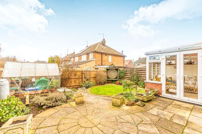 Thumbnail Semi-detached house for sale in Highlands Way, Stamford