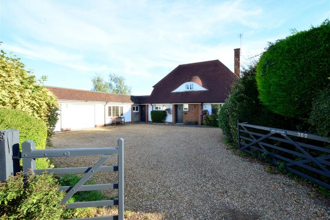 Thumbnail Cottage for sale in Thorpe Road, Longthorpe, Peterborough
