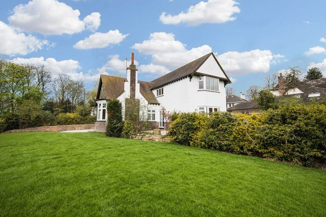 Thumbnail Detached house for sale in Stonesdale Close, Nottingham