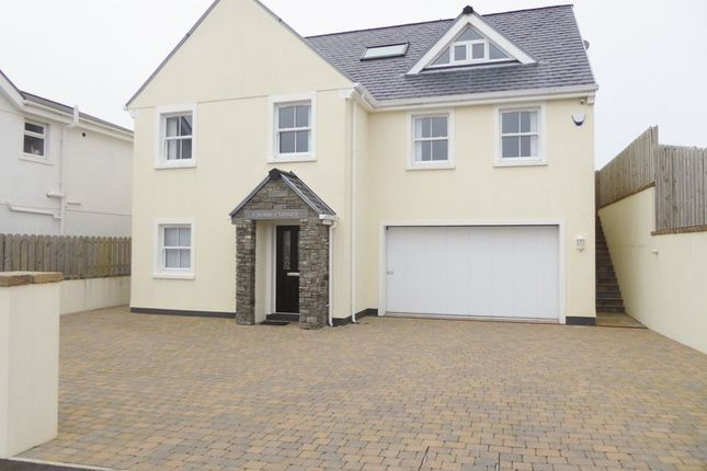 Thumbnail Detached house to rent in Fistard, Port St. Mary, Isle Of Man