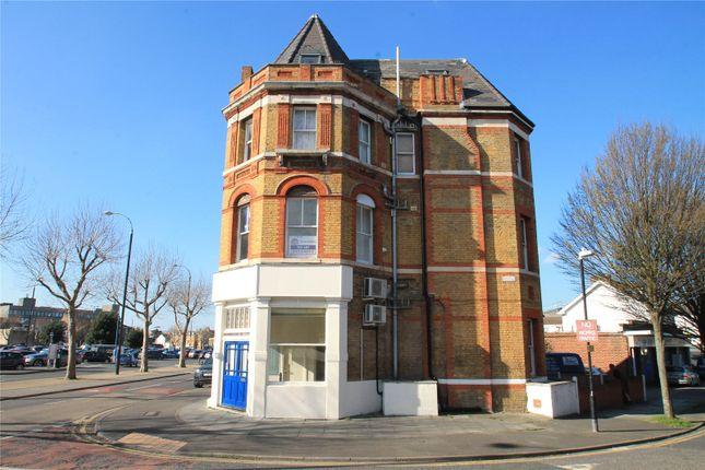 Thumbnail End terrace house for sale in Parrock Street, Gravesend, Kent