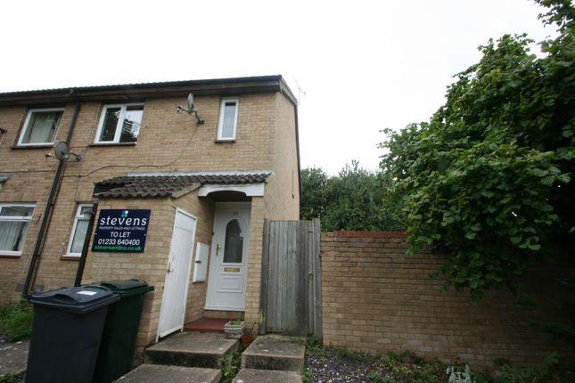 Thumbnail Flat to rent in Lakemead, Ashford, Kent