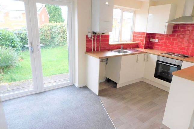 Dining Kitchen of Greylarch Lane, Wildwood, Stafford. ST17