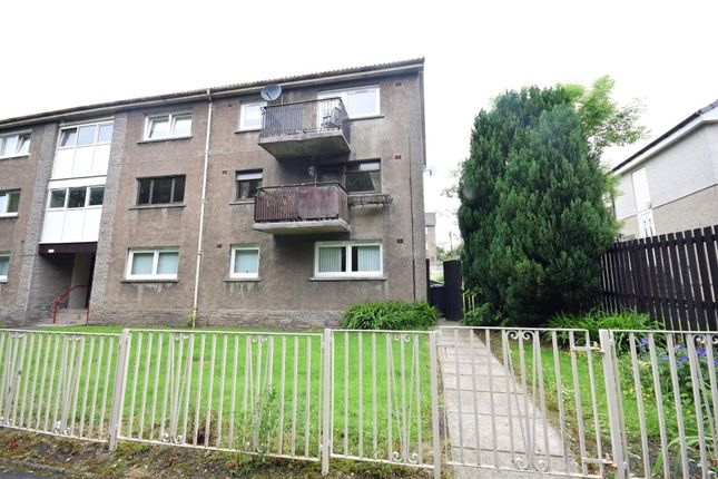 Thumbnail Flat for sale in Kirkness Street, Airdrie