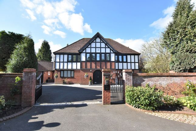 Thumbnail Detached house to rent in Glentwood, South Downs Drive, Hale, Altrincham
