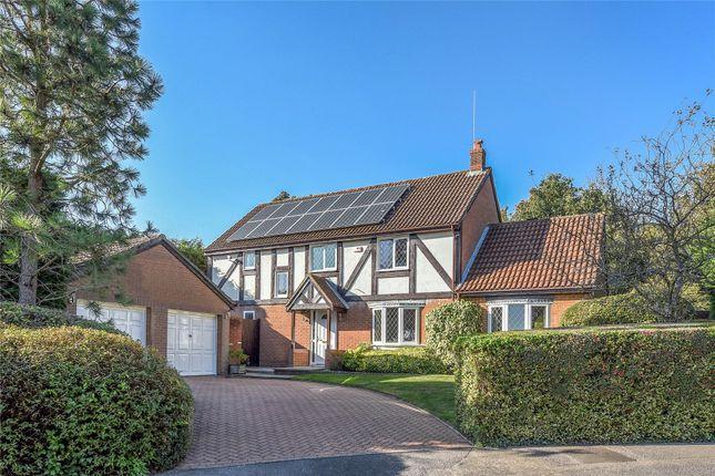 Thumbnail Detached house for sale in Fletcher Gardens, Binfield, Berkshire