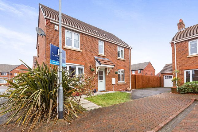 3 Bed Detached House For Sale In Home Park Drive Buckshaw Village Chorley