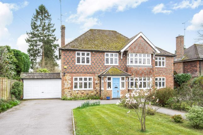 Thumbnail Detached house for sale in Salisbury Road, Horsham