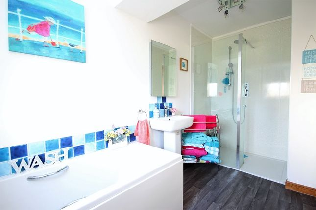 Bathroom of 11 Gollanhead Avenue, Rosemarkie, Fortrose, Black Isle. IV10