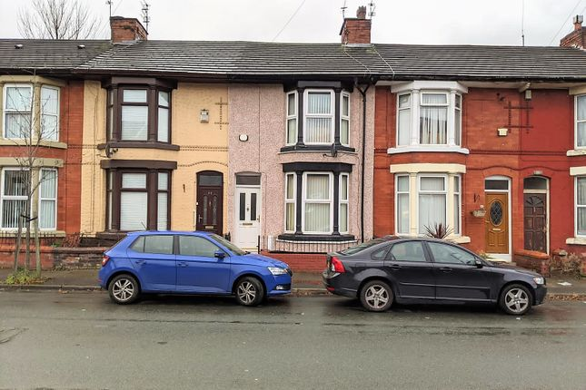 Thumbnail Terraced house for sale in Hornby Boulevard, Liverpool