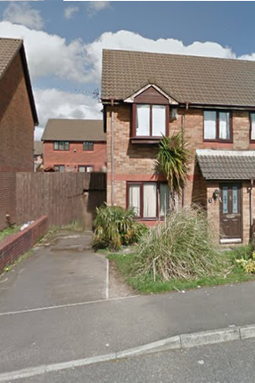 Thumbnail Semi-detached house to rent in Milford Way, Penlan, Swansea