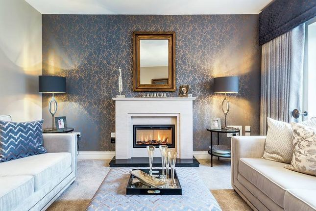 "Thumbnail Detached house for sale in ""The Kennedy At Kilmardinny Grange"" at Milngavie Road, Bearsden, Glasgow"