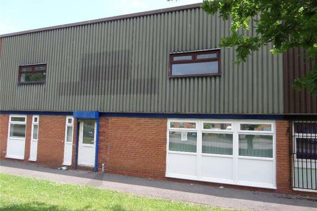Thumbnail Warehouse to let in Unit 8, Merthyr Tydfil Industrial Park, Pentrebach, Merthyr Tydfil, Glamorgan, Wales