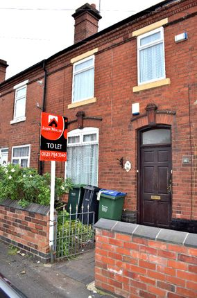 Terraced house for sale in Caroline Street, West Bromwich