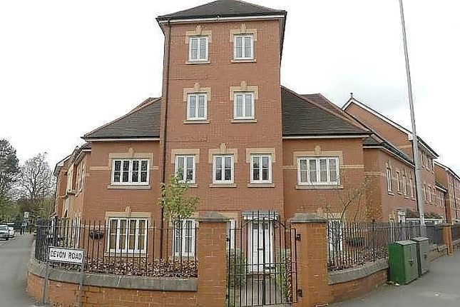 Thumbnail Property to rent in Newhampton Road East, Wolverhampton