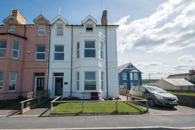 Thumbnail End terrace house for sale in Borth